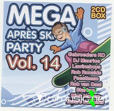 VA - Mega Apres Ski Party 14 (2009)