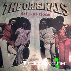 The Originals - Definitions (Vinyl, LP, Album) (1972)