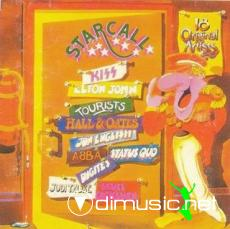 STARCALL PRESENTS - 18 ORIGINAL ARTISTS (LP) 1980
