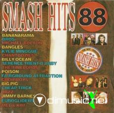 Various - Smash Hits 88 (Cassette)