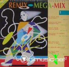 VA - Remix Mega-Mix Vol.1-6 (Rock-In Records)
