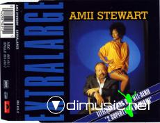 Amii Stewart - Extralarge  - Maxi  Single - 1992