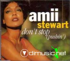Amii Stewart - Don't Stop (Pushin') - Single 12'' - 1993