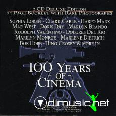 VA - 100 Years Of Cinema Music(Deluxe Edition)(5CD)(2009)