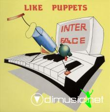 Interface - Like Puppets - Single 12'' - 1988