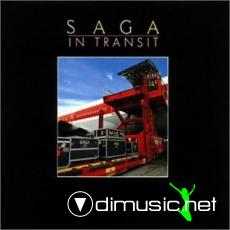 Saga - In Transit (Vinyl, LP) 1982