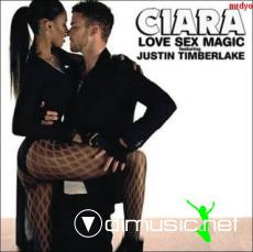 Ciara Feat Justin Timberlake-Love Sex Magic- 4/09