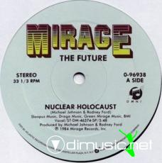 The Future - Nuclear Holocaust [12'' Vinyl 1984]