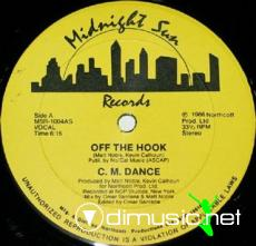 C.M. Dance - Off The Hook [12'' Vinyl 1986]