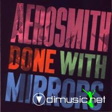 "Aerosmith ""Done With Mirrors"" (1985)"