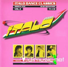 VARIOUS - Italo 2000 - Italo Dance Classics Vol.3 (2Cd) (1998)