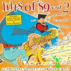 Hits Of 89 Volumes 2