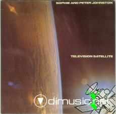 Sophie And Peter Johnston - Television Satellite (7'' Vinyl) (1987)