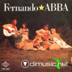 ABBA - Fernando / Hey Hey Helen - 1976 Single