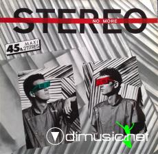 Stereo - No More (12'' Vinyl) (1983)
