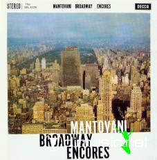 Mantovani Broadway Encores - Mantovani And His Orchestra 1961