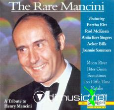 Cover Album of The Rare Mancini