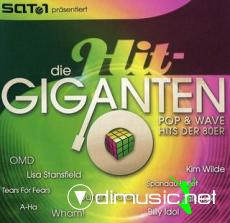 Die Hit-Giganten - Pop & Wave der 80er (2005)