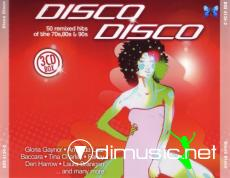 Disco Disco - 50 Remixed Hits Of The 70s, 80s & 90s (3CD)