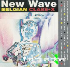 Various - New Wave Belgian Class X (CD)