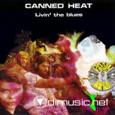 Canned Heat - Livin' The Blues (1968)(2CD)