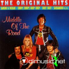 Middle Of The Road - The Original Hits (CD) 1990