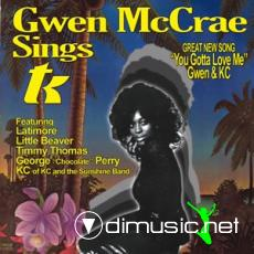 GWEN McCRAE - KEEP THE FIRE BURNING -1982