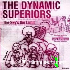 The Dynamic Superiors - The Sky's the Limit (1976)
