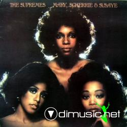 The Supremes - Mary, Scherrie & Susaye-1976