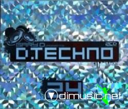 Gary D. Presents D-Techno Vol. 24 (2009)