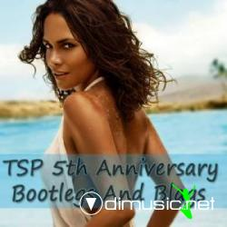 TSP 5th Anniversary Bootlegs And Blags (2009)