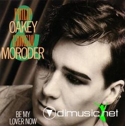 Giorgio M & Philip Oakey - Be my lover now
