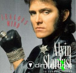 Alvin Stardust - Jealous Mind - 16 Classic Tracks (CD)