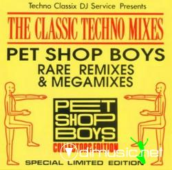 Pet Shop Boys - The Classic Techno Mixes ( Rare Mixes & Megamixes) (CD-1993)