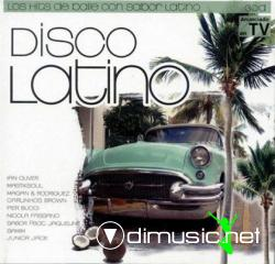 VA - Disco Latino (2008) [3CDs]