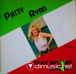 Patty Ryan - Stay With Me Tonight (12'' Vinil-1986)