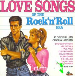 LOVE SONGS Of The Rock 'N' Roll Era
