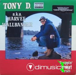TonyD (1991) - Droppin' Funky Verses