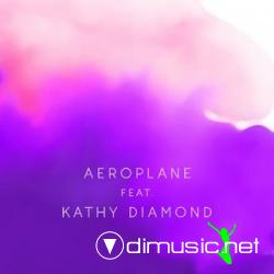 Aeroplane feat. Kathy Diamond - Whispers - Single 12'' - 2008