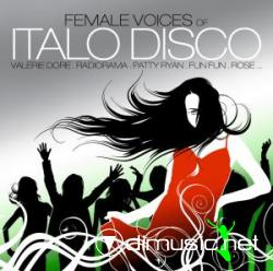 V. A. - Female Voices Of Italo Disco - 2007