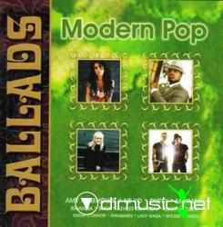 Various Artists - Modern Pop Ballads