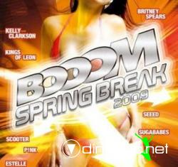 Booom Springbreak 2CD (2009)