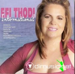 Efi Thodh - International (2008)
