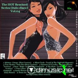 The HOT Remixed Series (Italo-Disco) 4