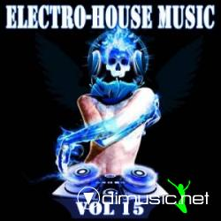 The Best Electro-House Music vol.15 (2009)