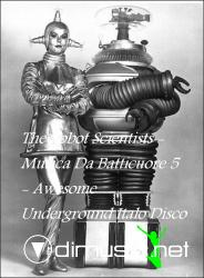 The Robot Scientists - Musica Da Batticuore 5 - Awesome Underground Italo Disco
