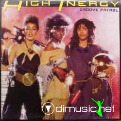 High Inergy - Groove Patrol (1983)
