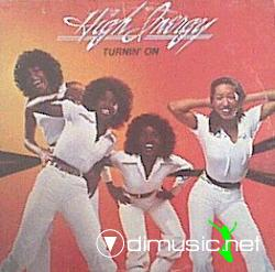 High Inergy - Turnin' On (1977)