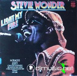 Stevie Wonder - Light My Fire (1979 )