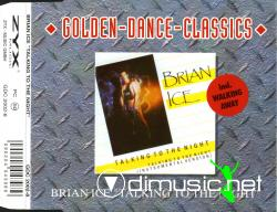 Brian Ice - Talking To The Night (CDM)